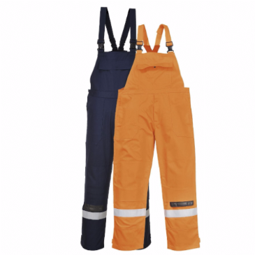 Portwest FR27 Bizflame Plus Bib and Brace